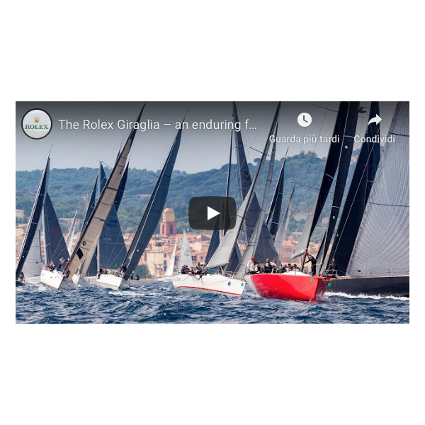 "Video ufficiale: ""The Rolex Giraglia - an en"